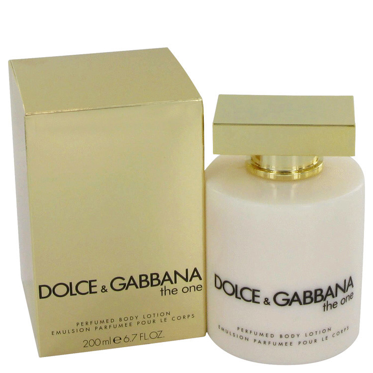 Dolce & Gabbana The One 6.7 Oz Perfumed Body Lotion