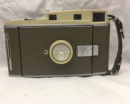 Polaroid The 800 Land Camera Vintage Metal Film Some Rust Untested See Desc - $19.79
