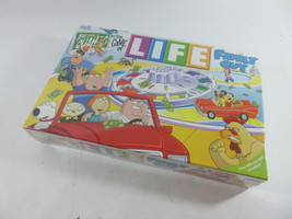 Hasbro 2008 The Game Of Life Family Guy Collector's Edition Board Game NEW - $54.40