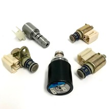 4L30E Transmission 5 Piece Solenoid Set Shift TCC EPC 1993-1999 NEW GM I... - $177.85