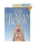 THE ATLAS OF THE HUMAN BODY - $18.00