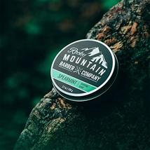 Shaving Soap - Traditional 100% Natural Spearmint Shave Soap - Long Lasting 3.7  image 7
