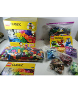 Classic Lego Box Sets 10695 and 10704. Open Box 1480 Pieces total - comp... - $98.99