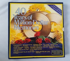 40 Years of Million-Dollar Memories Record Collection Original Recording... - $23.24