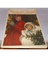 Woman's Home Companion Magazine December 1917 Antique Vintage Christmas ... - $39.95