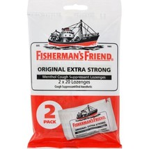 Fisherman's Friend Lozenges - Original Extra St... - $32.28