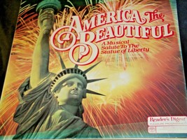 America The Beautiful RCA A Musical Salute to the Statue of Liberty AA-191765 Vi image 1