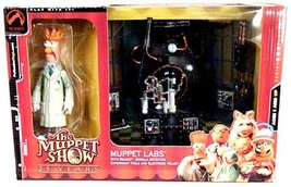 The Muppet Show Series 1 - Muppet Labs Playset (With Beaker Figure and M... - $143.54