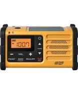 Sangean AM/FM Weather Crank Radio with USB  (MMR-88) - $69.95
