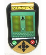 """NBC'S TV SHOW DEAL OR NO DEAL IRWIN TOY ELECTRONIC 5"""" HANDHELD VIDEO GAM... - $8.45"""