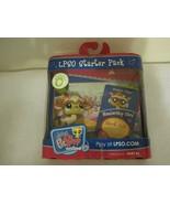 Littlest Pet Shop Online LPSO Web Game Starter Pack Woolma O Chic Sheep ... - £26.24 GBP