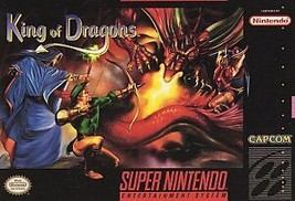 King of Dragons (Super Nintendo Entertainment System, 1994) CART ONLY - $93.09