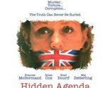 Hidden Agenda dvd new free shipping