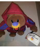 2002 Salt Lake City Winter Olympic Mascot Coal plush bear Jogging suit M... - $21.77
