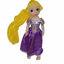 "Disney Tangled Princess Rapunzel Long Hair Doll Plush Toy 19"" - $12.87"