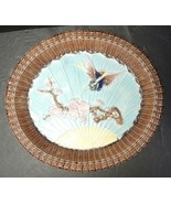 "19th Century Wardle & Co English Majolica 12 1/2""  Platter or Bread Tray - $189.99"
