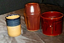 Pottery (3 Pieces) AA20-2311 Vintage
