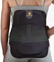 "Corflex Disc Unloader LSO Back Brace - Back Pain Brace-XL-6"" Anterior Panel - Bl - $229.99"