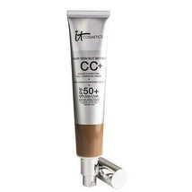It Cosmetics Your Skin But Better Cc+ Cream Spf 50+ 2.53oz Rich, SCRATCHED/DIRTY - $29.00