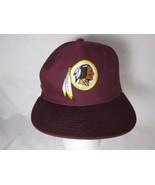 Washington Redskins New Era Pro Model Fitted 6 7/8 NFL Cap Hat - $24.74