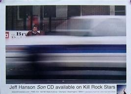 JEFF HANSON POSTER, SON (A16) - $7.69
