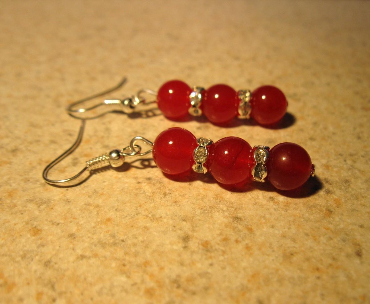 E 847 triple red jade