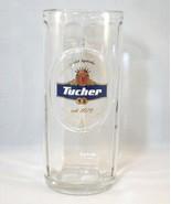 TUCHER WEIZEN GLASS BEER MUG - RARE IMPORT, GREAT ITEM!! - $19.99