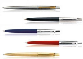 Parker Jotter Pen Set of 3 Assorted Pens - $15.68