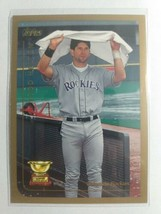 TOPPS1998CARD#52TODD HELTON - $0.99