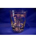 Bacardi Rum Glass Mojito The Original Recipe Collector Souvenir Bat Logo  - $9.99