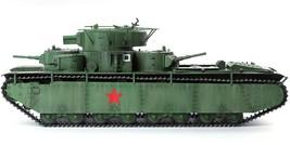 Academy 13517 1:35 Soviet Union T-35 Soviet Heavy Tank Plastic Hobby Model image 2