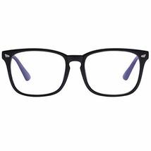Reading Glasses Blue Light Blocking for Women Men- Square Nerd Eyeglasse... - $19.40