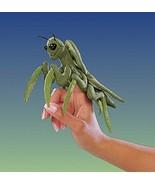 Folkmanis Mini Praying Mantis Finger Puppet - $12.74