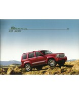 2008 Jeep LIBERTY brochure catalog US 08 Sport Limited - $8.00
