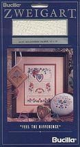 20ct Gold/Cream Valerie Cross Stitch Fabric  - $5.00