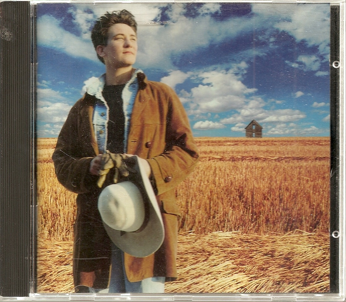CD--Absolute Torch And Twang by k.d. lang & The Reclines