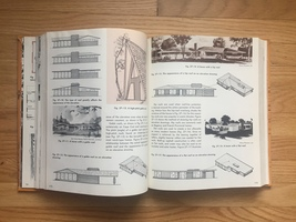 1965 Architecture - Drafting and Design textbook. By Hepler and Wallach image 7