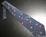Tie glasnost tie cancer relief macmillan fund blue background with flags and doves 04 thumb155 crop