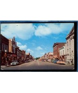 ANTIGO WISCONSIN street view 40s 50s cars 3.583 - $6.00