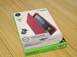 Belkin Grip Extreme Advanced Protection Case Fuchsia Wake Magnets For iP... - $27.87