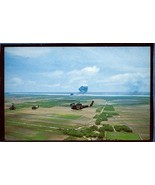 Army Helicopters in action South Viet-Nam 3.554 - $6.00