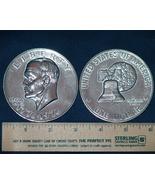 Big Metal Coin Replica 1976 Eisenhower Bicentennial Dollar  - $126,60 MXN