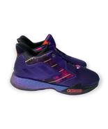 Adidas TMAC Millennium 2 Basketball Shoes Purple Space Boost Mens 17 FV5589 - $125.96