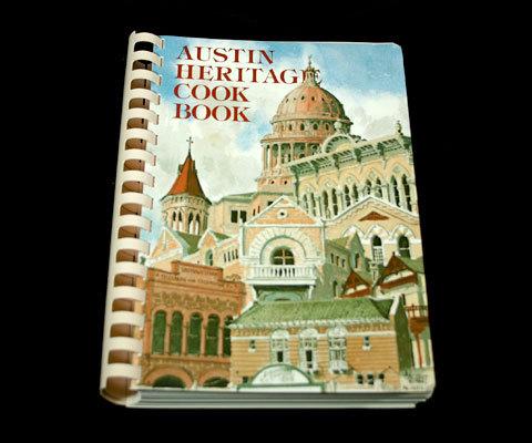Austin heritage ckbk