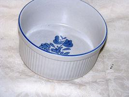 "Pfaltzgraff Yorktowne Souffle 6.5"" Bowl #406 - $4.50"
