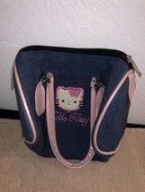 Hello Kitty Blue and Pink Bag - $17.82