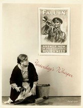 Beryl Mercer Cleaning Lady Recruitment Poster '30 Photo - $24.99