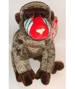 Retired Ty Beanie Baby ~ Cheeks the Baboon ~ MWMT ~ May 18, 1999 - $9.00