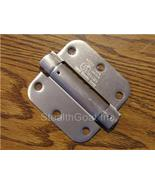 "Satin Nickel 3 1/2""ADJ Spring Hinge Close Automatically - $8.00"