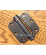 "Oil Rubbed Bronze 3 1/2""ADJ Spring Hinge Close Automati - $8.00"